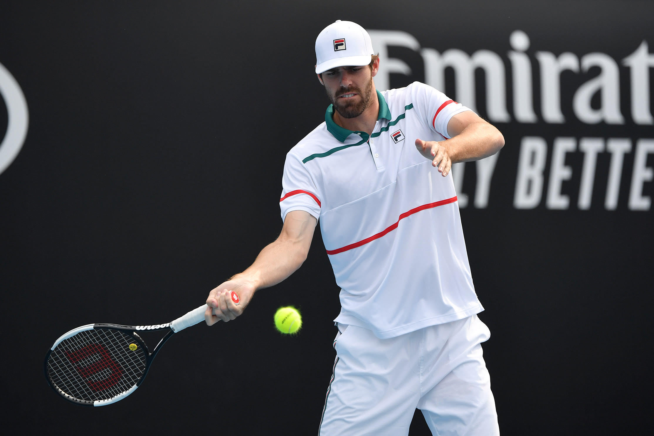 Opelka Switches To Fila From New